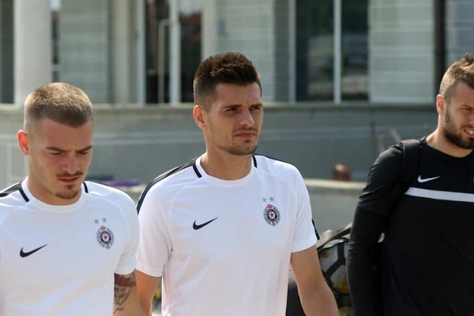 Zakarić oduševljen svim detaljima u Partizanu, prijavljen je i za LE!
