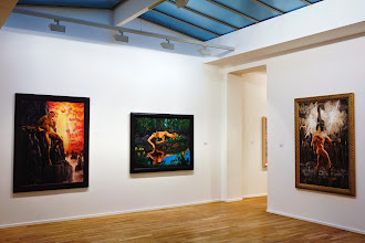Expo : Héros de Pierre et Gilles - Galerie Daniel Templon - Jusqu'au 31 mai 2014