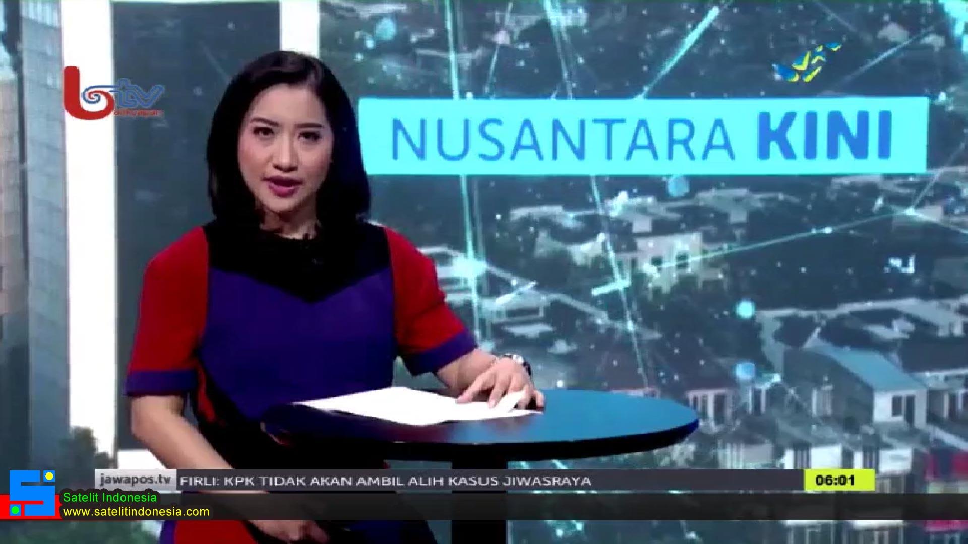 Frekuensi siaran Balikpapan TV di satelit ChinaSat 11 Terbaru