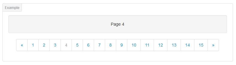 9 jQuery Pagination Plugins Example Tutorials - ASP NET,C#