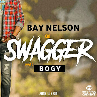 BAIXAR MP3   Bay Nelson Feat Bogy - Swagger   2018