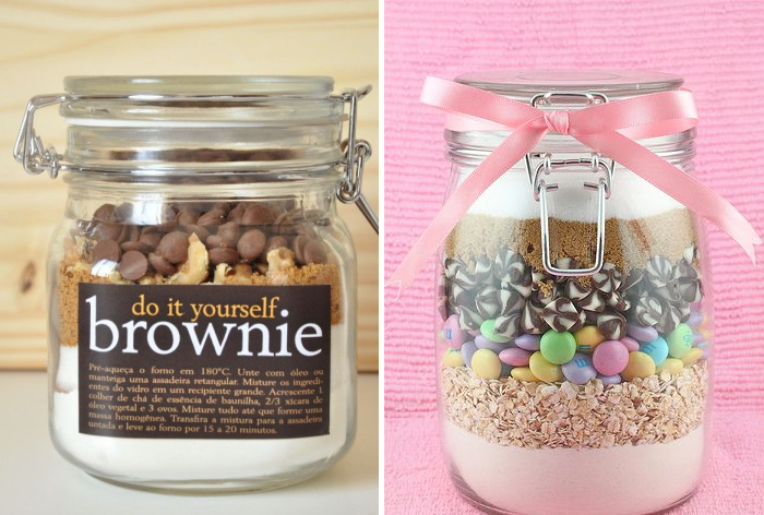 Have You Or Would Make This As A Diy Byo Gift And What Put In The Mix Personally That Brownie Is Calling My Name