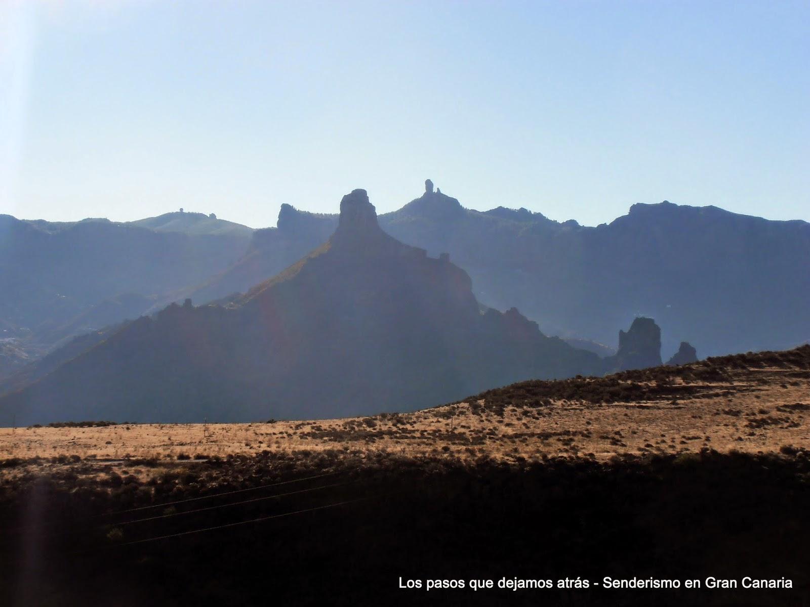 Bentayga y el Roque Nublo
