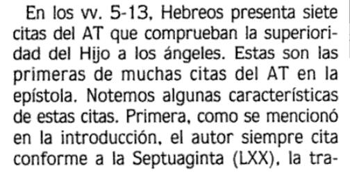 La Mejor Traducción De La Biblia Al Español Hebreos 16