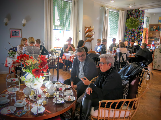 afternoon tea svenskt tenn