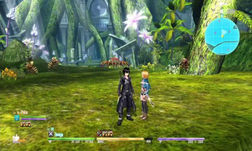 Download Sword Art Online Re Hollow Fragment PC Game Full Version Free