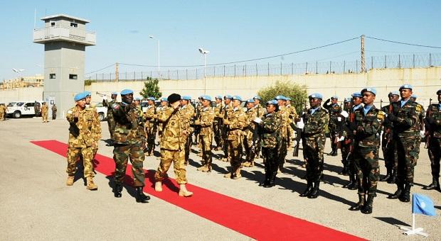 Panglima TNI Courtesy Call Dengan FCHM UNIFIL