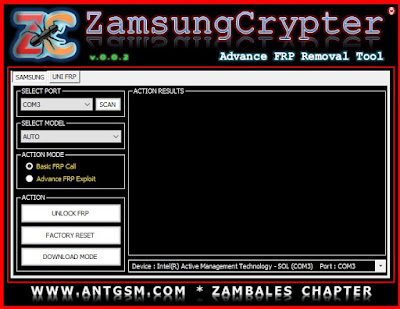 Zamsung Crypter Frp Tool Free Download