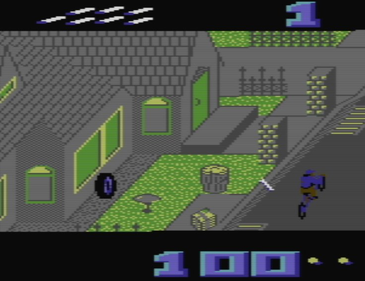 Indie Retro News: Paperboy USA - C64 +3D NTSC fixed release!