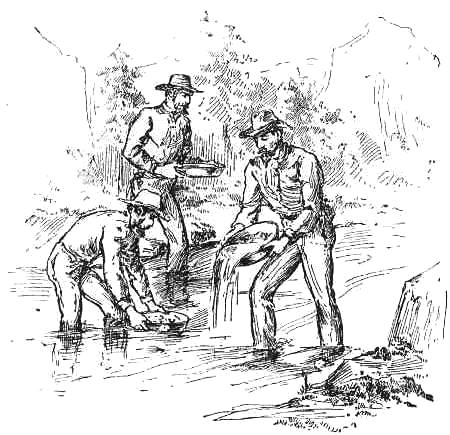 Kleurplaat Paarden Westren Montana Mining Virginia City Western Trips