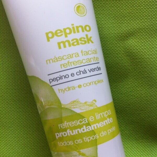 Resenha: Máscara Facial Refrescante de Pepino - Avon Care