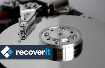 Cara Kembalikan File Harddisk Yang Terformat Dengan Wondershare Recoverit