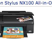 Epson Stylus NX100 Windows 10 Driver
