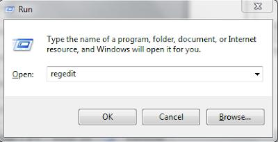 Cara Menghilangkan Tanda Panah Pada Shortcut Windows 7