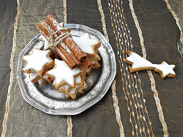 receita bolachas amendoa e canela