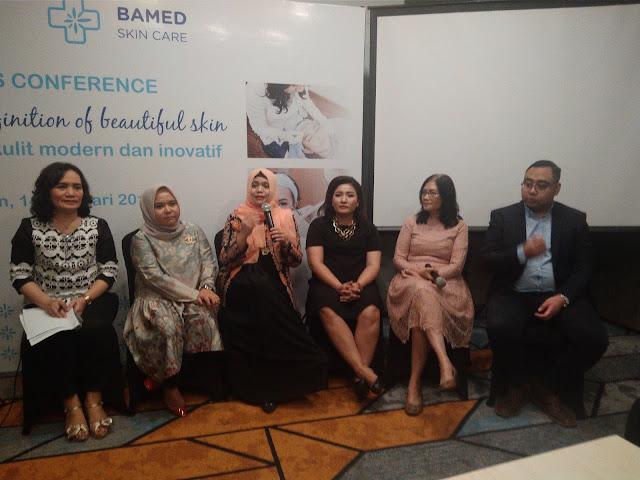 Klinik Skin Care Bamed Tehonologi Mutakhir Terdepan