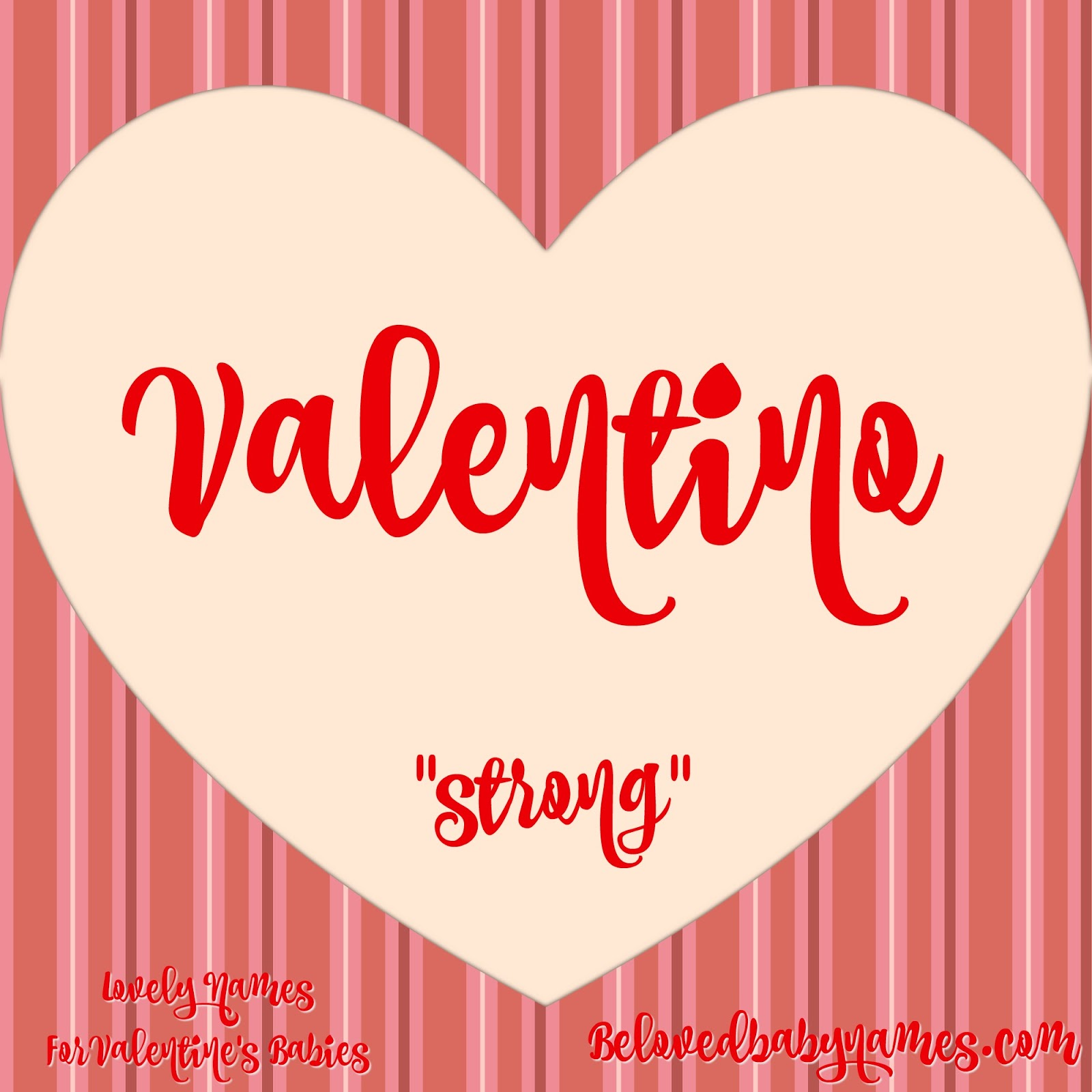 beloved baby names lovely names for valentines babies - Valentines Names