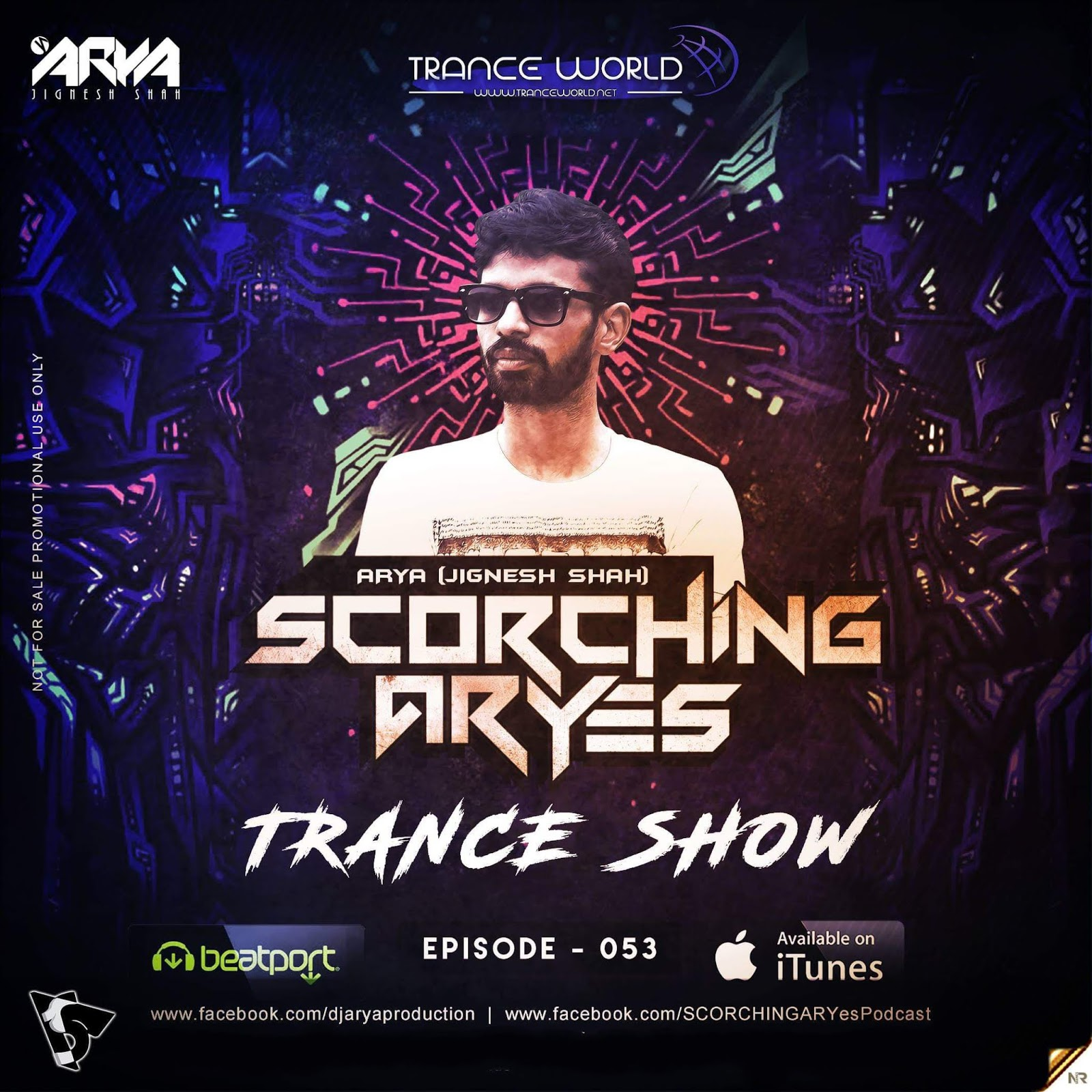 SCORCHING ARYes Episode 053 - ARYA (Jignesh Shah)