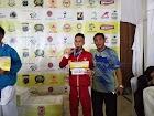 Gilbert M Meraih Juara Ketiga Dalam Kejuaraan Nasional (Kejurnas)