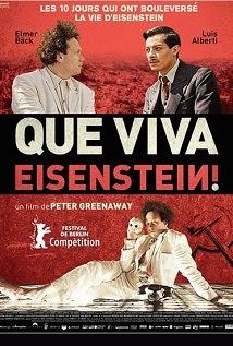 Que Viva Eisenstein! – Legendado