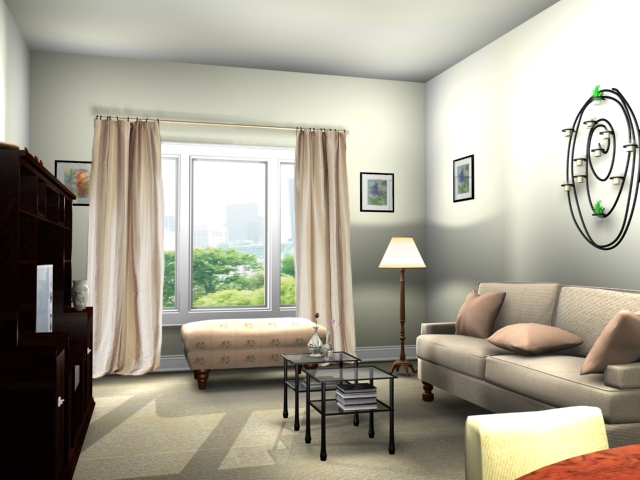 Apartment Living Room Design Pictures