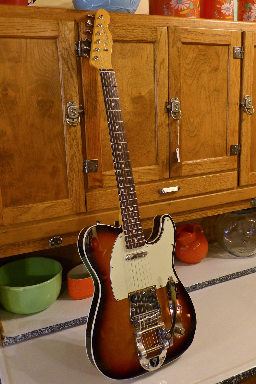 2006 Fender Japan Telecaster Custom '62 Reissue (w/Bigsby