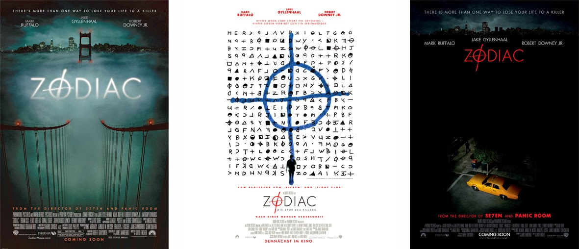 Zodiac - Zodiak (2007)