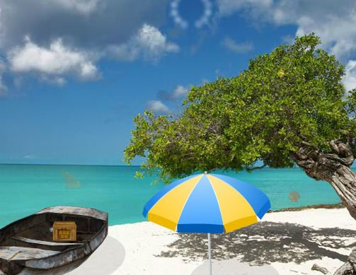 Games2Rule Paradise Island Escape Walkthrough