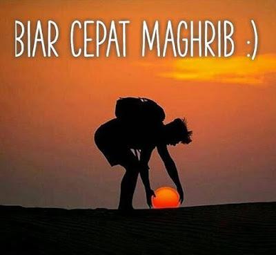 8 Meme 'Nunggu Bedug Maghrib' Ini Kocaknya Bikin Kuat Puasamu