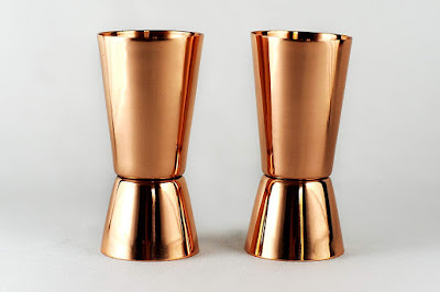 Mini Copper Glasses