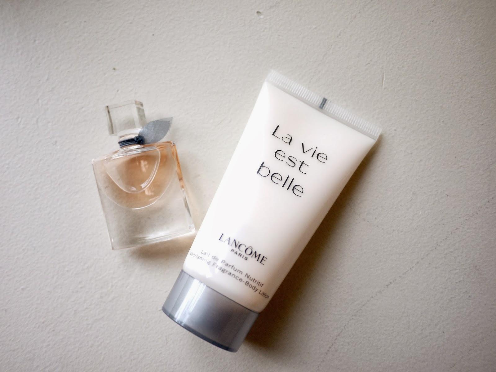 lancome la vie est belle perfume a beautiful zen. Black Bedroom Furniture Sets. Home Design Ideas