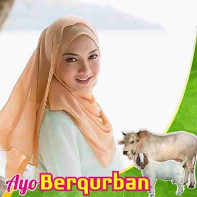 Bingkai FB Selamat Idul Adha 3