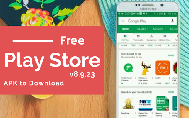 Google Play Store v8.9.23 APK to Download: Brand New App Version For Android Users