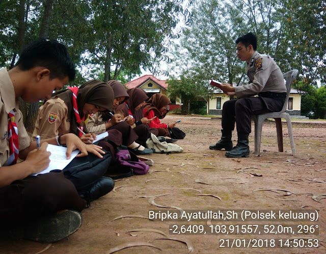 Bripka Ayatullah: Pemuda - Pemudi Sehat dan Berkompeten Harapan Bangsa