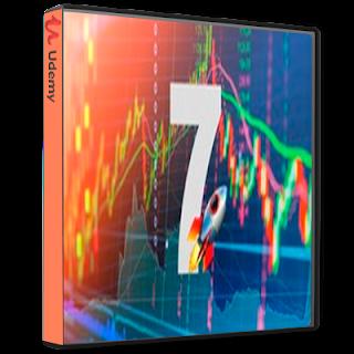 Udemy - 7 Estrategias para Invertir en Acciones, Crypto y Forex