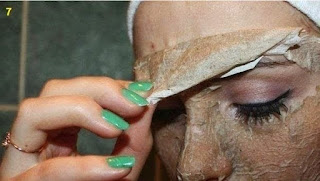 خلطات  لتبييض الوجه