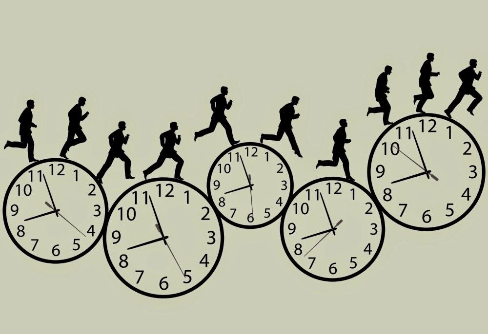 Referensi Waktu dalam Islam