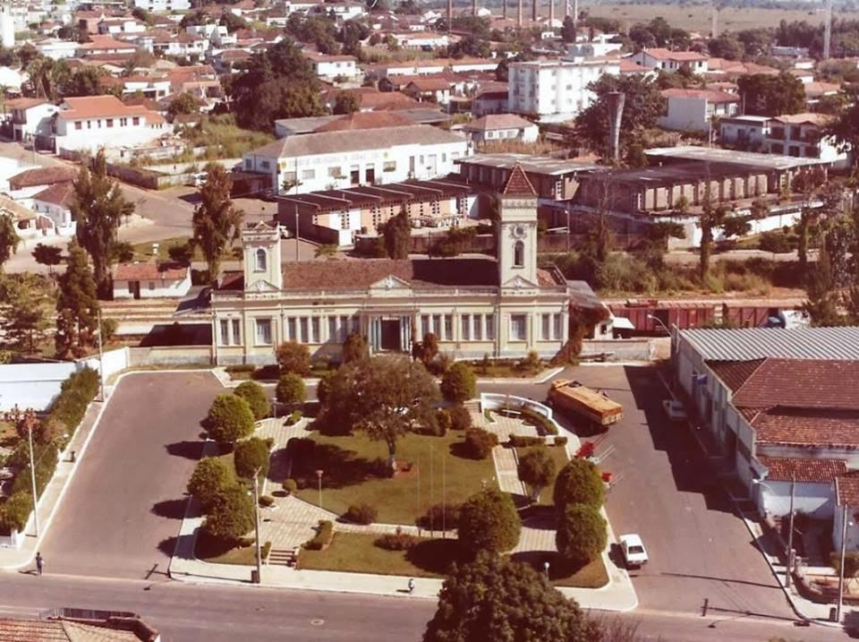 Antiga Estação Ferroviária de Araxá