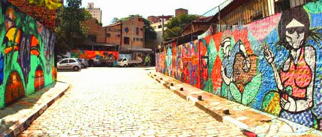 Beco do Batman SP