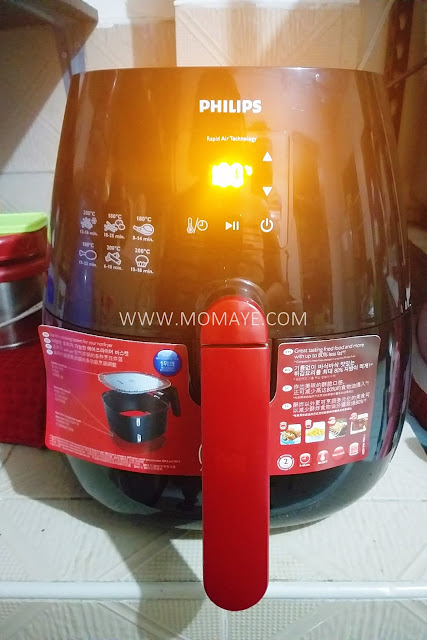 Philips Airfryer, Momaye Cooks, kitchen appliances, food, air fry food, air fryer, kitchen gadget,
