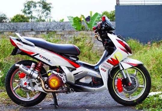 Modifikasi Yamaha Nouvo Z