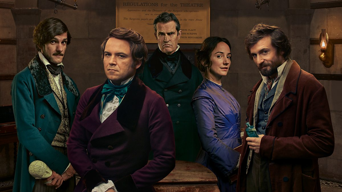 Quacks BBC Two