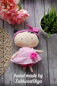 кукларучнойработы,куклыЗубковойОльги,куколка