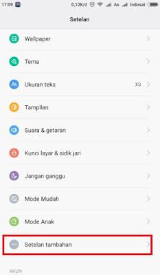Cara Mengaktifkan GPS Di Smartphone Xiaomi