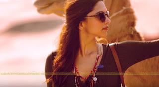Deepika Padukone, Vogue Photoshoot, Vogue eyewear SS 2016 campaign, actress in Dubai, 2016