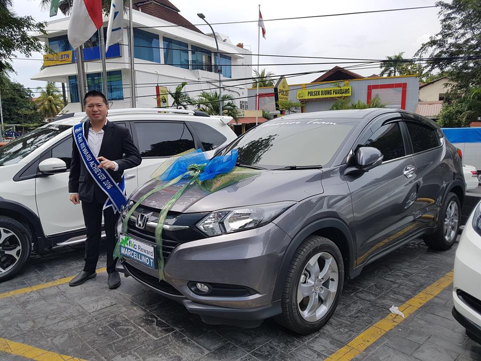 Bisnis Fkc Syariah - Reward Bapak Marcelino