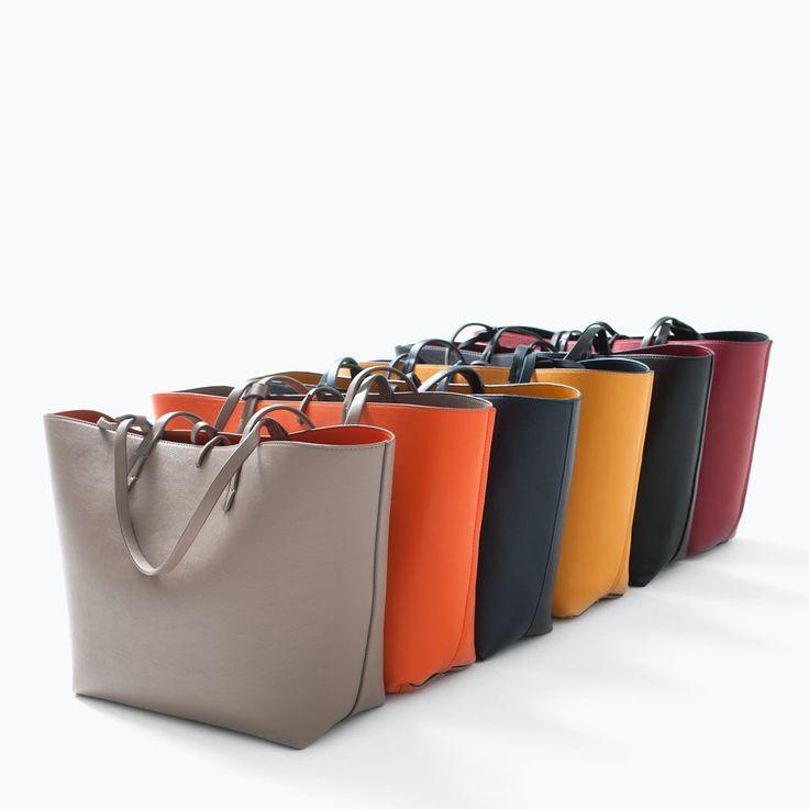 Zara Reversible Handbags