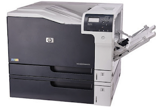 HP LaserJet Enterprise M750N image