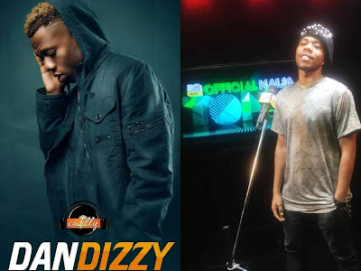 Dan Dizzy becomes the first Port Harcourt artist to be featured on MTV Base Top 10