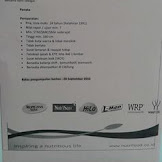 Info Loker Operator Produksi PT.NutriFood Indonesia Kawasan MM2100 Sep-Oktober 2015